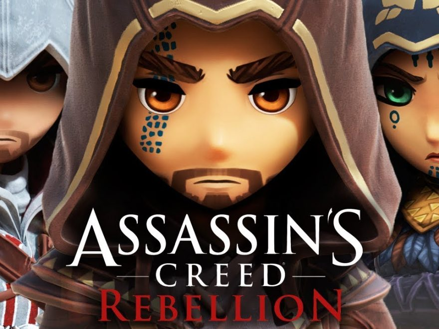 Assassins Creed Rebellion hack