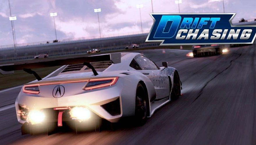 Drift Chasing - Speedway Car Racing Simulation hack